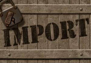 Zollabwicklung Einfuhr